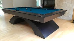 Pool Table Disassembly by Pool Tables Contemporary Pool Table Modern Pool Tables