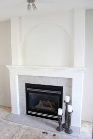 white u0026 marble fireplace the makeover details satori design