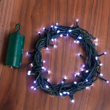 christmas battery operated warm white 5mm led lights img 1839