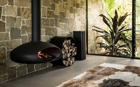the hearth suspended fireplace aurora fires