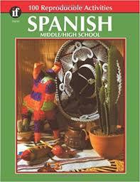 amazon com spanish grades 6 12 middle high the 100