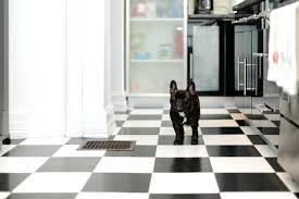 Kitchen Flooring Designs Kitchen Flooring Ideas With White Cabinets Saomc Co
