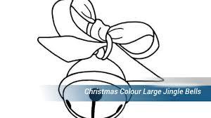 christmas colour large jingle bells youtube