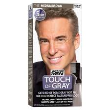 just for men touch of gray easy comb in haircolor t 55 black 1 4