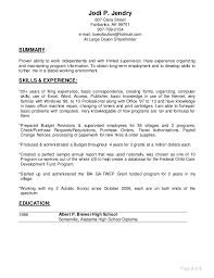 Cover Letters For Resumes Sample by Jodi P Jendry Cover Letter U0026 Resume U0026 References