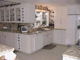 Bead Board Kitchen Cabinets Beadboard Kitchen Cabinets White Home Design Ideas