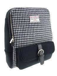 harris tweed bags handbags backpacks u0026 wallets the edinburgh