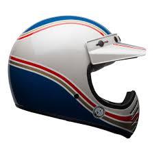 motocross helmet 2018 bell moto 3 classic motocross helmet rsd malibu blue white