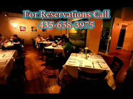the mustang park city park city restaurants on dining steak seafood the