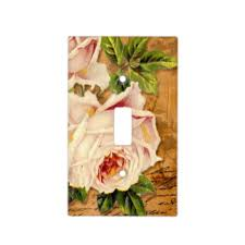 Shabby Chic Switch Plate by Shabby Light Switch Covers Zazzle