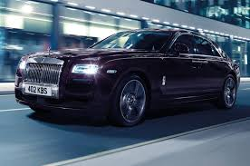 rolls royce ghost gold rolls royce ghost v specification gets close to 600 hp mark