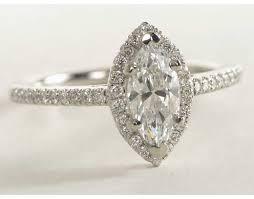 marquise halo engagement ring marquise wedding ring wedding corners