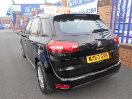 citroen c4 picasso 1 6 e hdi airdream vtr plus 5dr manual for sale