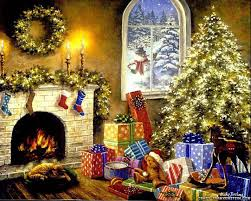 livingroom cartoon living room christmas home decor inside decorations for your