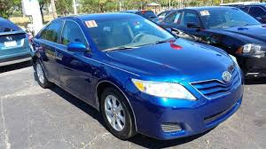 2011 toyota camry se specs 2011 toyota camry le 4dr sedan 6a in fort myers fl modern auto sales