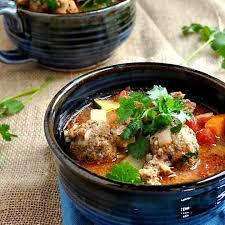 ingredient cuisine albondigas soup pinch and swirl