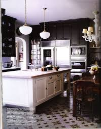 Black Cabinets White Countertops 39 Best Kitchens W Dark Cabinets Images On Pinterest Dark