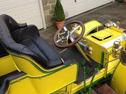 Car That Seats 5 Comfortably 1904 Peugeot 63 A 12 Hp Rear Entrance Tonneau For Sale Classic