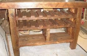 sofa delightful sofa table with wine storage rustic rack hutch