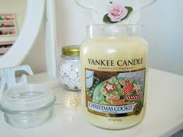 jade yankee candle cookie review