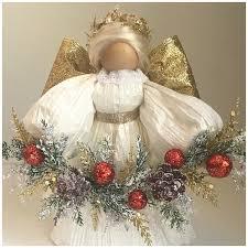 christmas angel handmade angel angel decor christmas