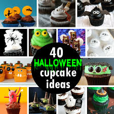40 halloween cupcake ideas a roundup of fun food for your