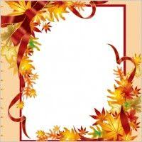Thanksgiving Borders Clip Thanksgiving Clip Border Free Clipart