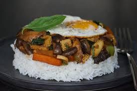 recette de cuisine r nionnaise bol renversé au poulet cuisine mauricienne hervecuisine com