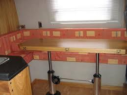 Rv Dinette Booth Bed Diy Rv Dinette Diy Project