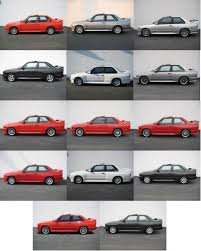 bmw e30 colours all of the original colors the m3 came in what a