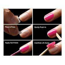 amazon com dashing diva nail guard protective strips 54 ct beauty