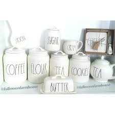 kitchen canisters white farmhouse kitchen canisters abana