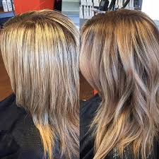 hair foils styles pictures transitions from foils to hair painting by rinse salon owner ana