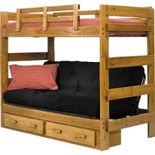 Bunk Bed Futons Futon Bunk Bed Shop Bunk Beds With Futons