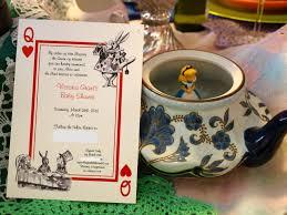 measurements of merriment mad hatter tea baby shower