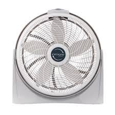 lasko cyclone fan with remote lasko cyclone 20 in power circulator fan 3520 the home depot