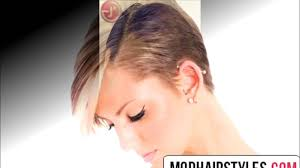 pixie haircuts for thin hair youtube