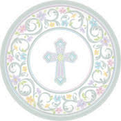 Baptism Party Decorations Baptism Party Supplies Christening Decorations Party City
