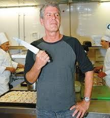 anthony bourdain on kitchen knives video anthony bourdain visits bob kramer the truth about knives