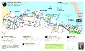 Henry Hudson Route Map by Www Visitmonmouth Com Documents 130