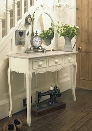 Shabby Chic Console Table Awesome Best 25 Shab Chic Console Table Ideas On Pinterest Pallet