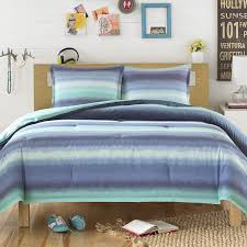 Beach Comforter Sets Amazon Com Teen Vogue Electric Beach Comforter Set Twin Striped