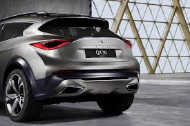 infiniti interior 2017 2017 infiniti qx50 to remain unaffected carbuzz info