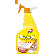 How To Remove Rust Stains From Bathroom Tiles Rust Stain Remover Outdoor 1 Gallon Goof Off
