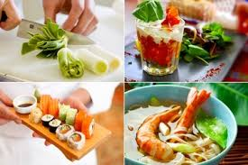 les ateliers de cuisine japonaise coréenne anglaise portugaise