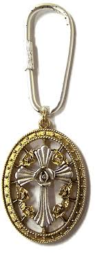 vatican jewelry vatican jewelry of the roses key fob