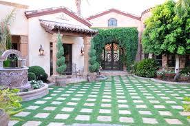 Home Exterior Design With Stone Exterior Cool Outdoor Garden Exterior Design With Cantera Water