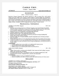 Bookkeeper Resume Samples by Example Of A Good Resume Format Sample Resume By Easyjob No