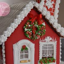 485 best christmas gingerbread houses images on pinterest