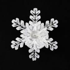 Window Decorations For Christmas by Online Get Cheap Lighted Snowflake Decorations Aliexpress Com